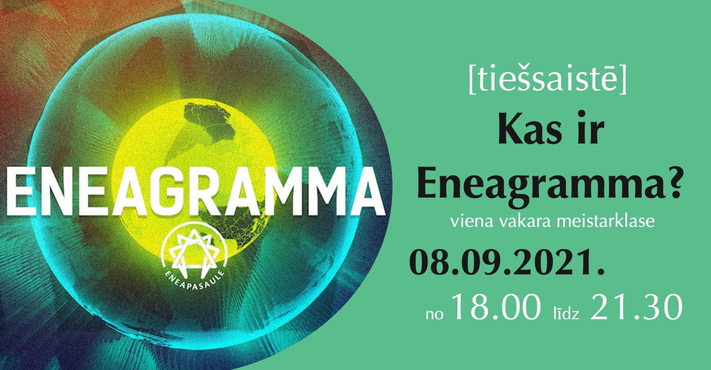 Kas ir Eneagramma